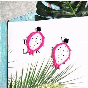 Jewelry - Dragon Fruit Earrings